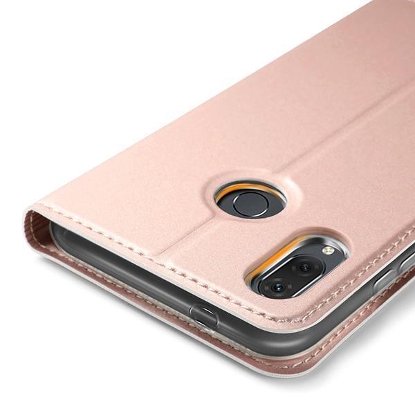 Migliori cover Huawei P20 Lite: Custodia iBetter con chiusura magnetica
