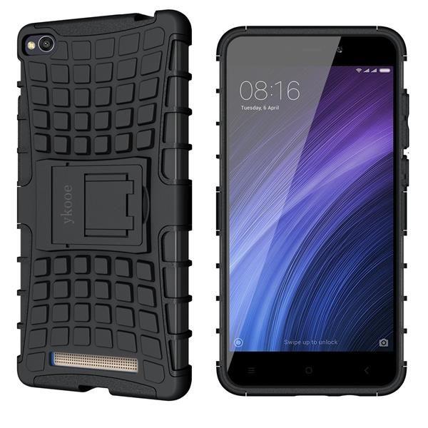 Cover Xiaomi RedMi 4A: Custodia ykooe in silicone doppio strato