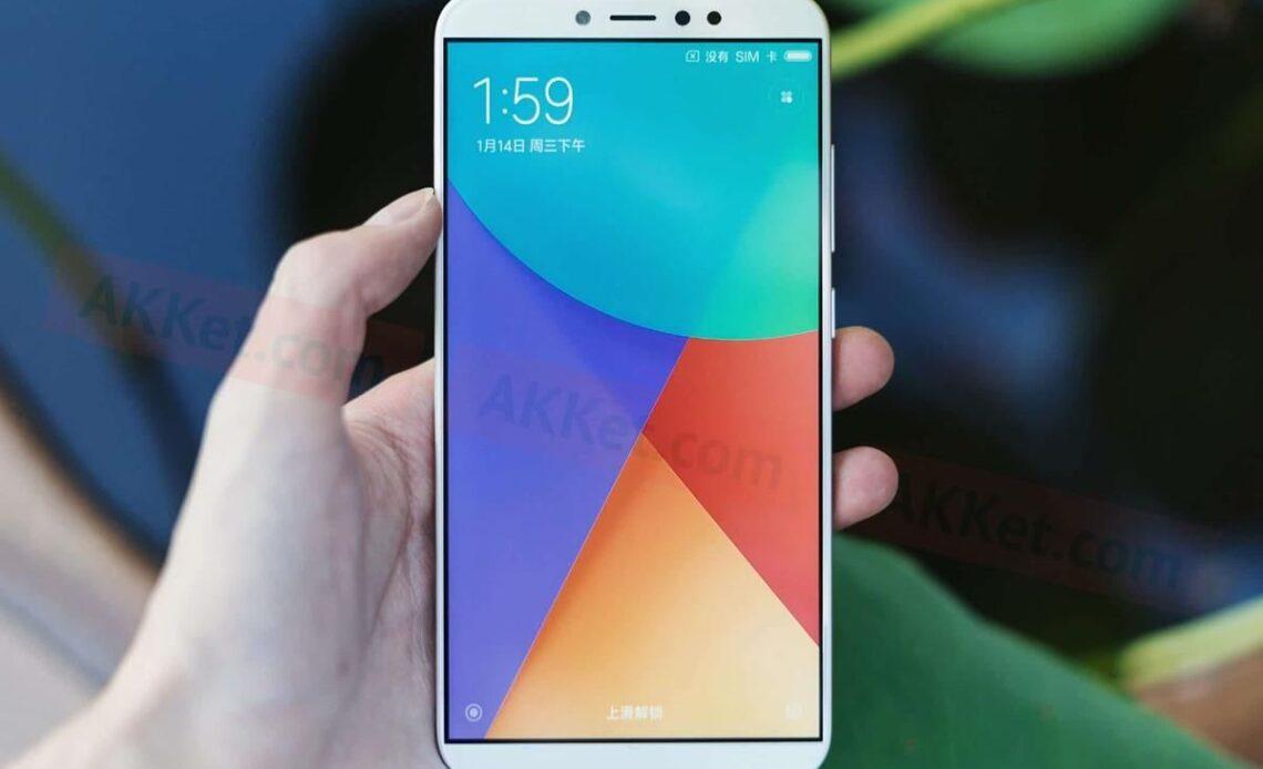 Hard Reset Xiaomi Redmi Note 5