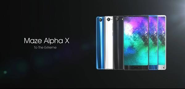 Recensione completa Maze Alpha X