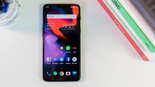 Procedure Hard Reset OnePlus 6