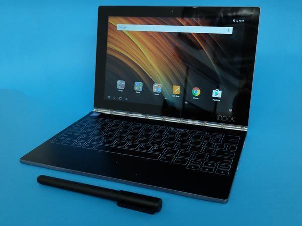 Migliori tablet per studiare: Lenovo Yoga Book