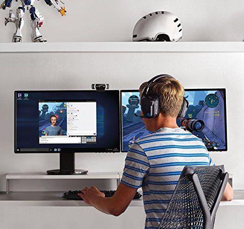 Migliori webcam HD: Logitech C922 Pro Stream