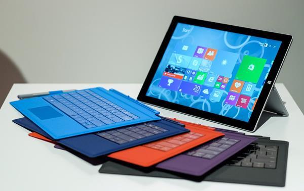 Migliori tablet per studiare: Microsoft Surface Pro