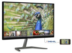 Philips 276E7QDAB supporto mhl