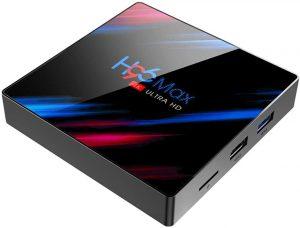 STRENTER tv box