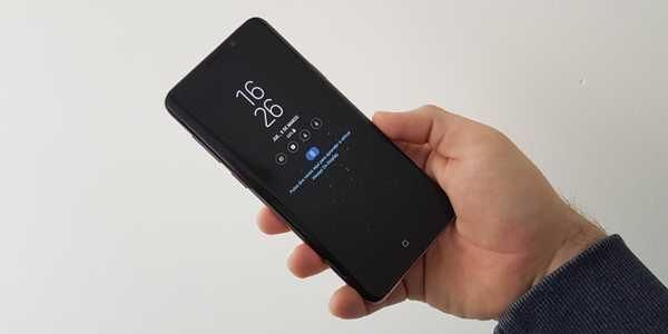 Consigli Galaxy S9: modalità Always on