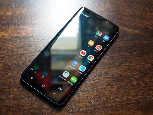 Consigli Galaxy S9: Edge Screen