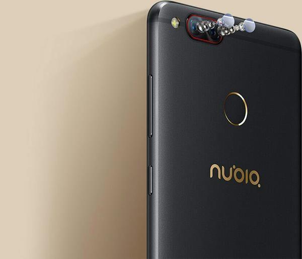 Recensione Nubia Z17 Lite: fotocamera