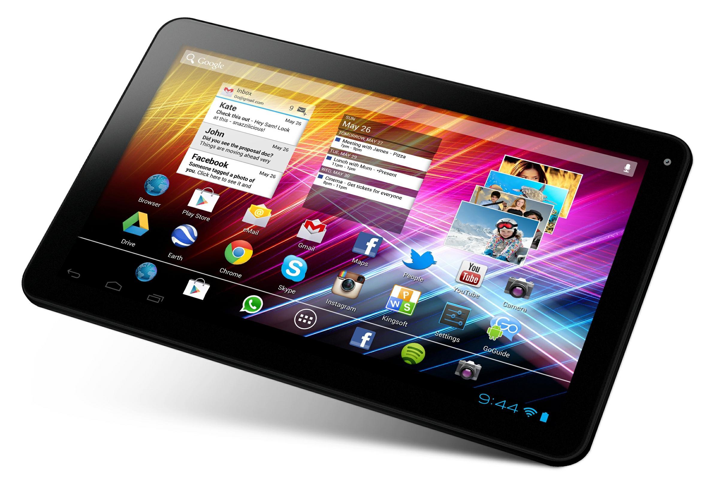 Guida all'acquisto tablet da 10 pollici