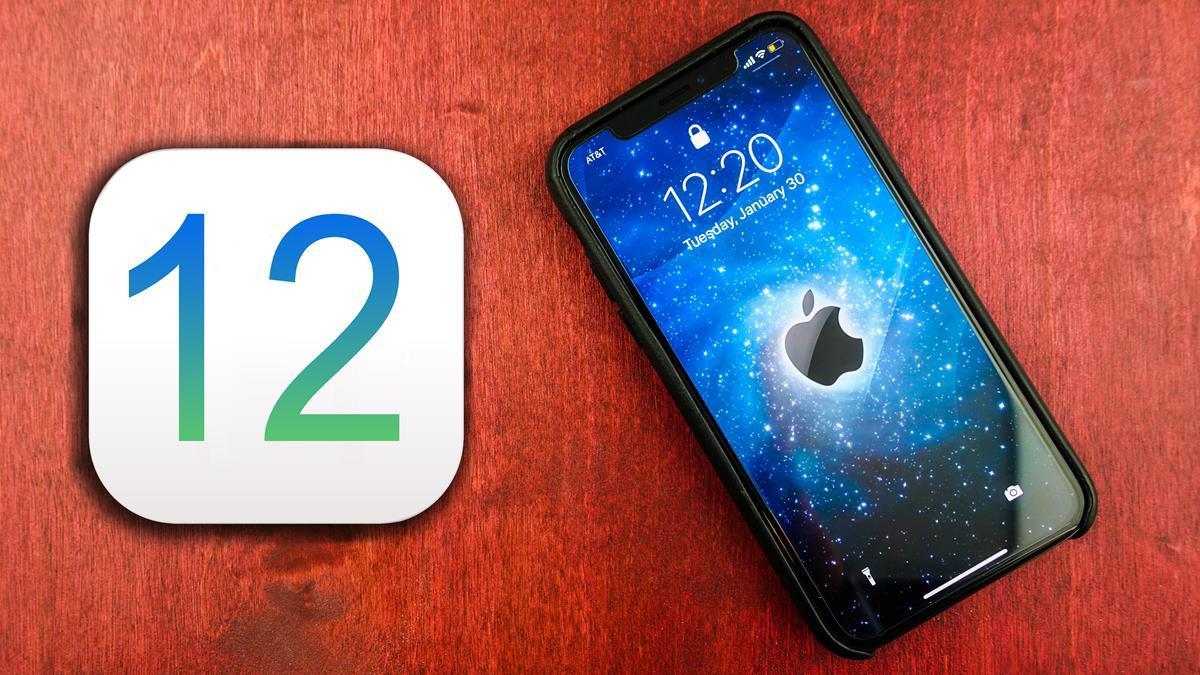 Novità iOS 12