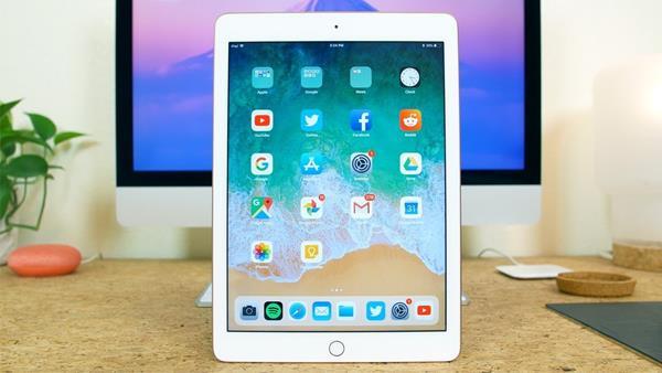 Migliori tablet per studiare: iPad 2018