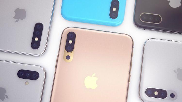 iphone tripla fotocamera