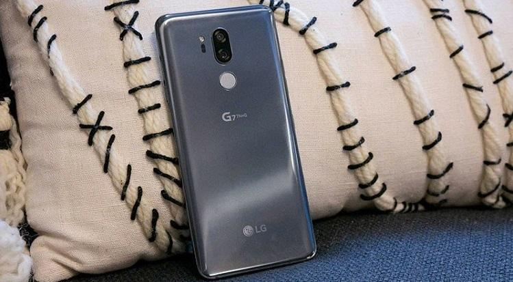 lg g7 home
