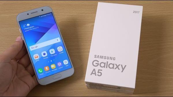 Caratteristiche Galaxy A5 2017