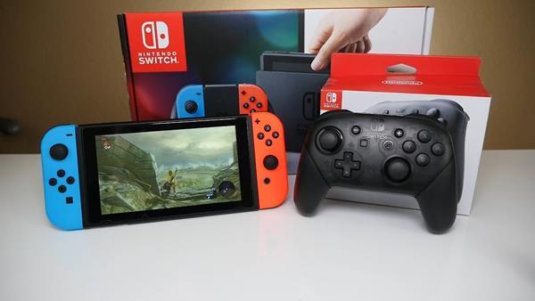 Migliori alternative Controller Nintendo Switch Pro