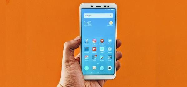 Reset Xiaomi Redmi Note 5