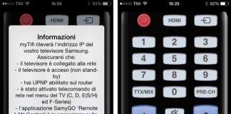 Come collegare iPhone X, 8 e 8 Plus a Smart TV come telecomando