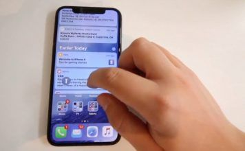 Come sincronizzare iPhone X con Mac