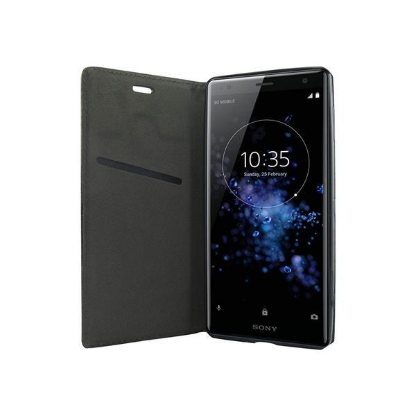 Migliori cover per Sony Xperia XZ2: Custodia Digital Bay a portafoglio in ecopelle