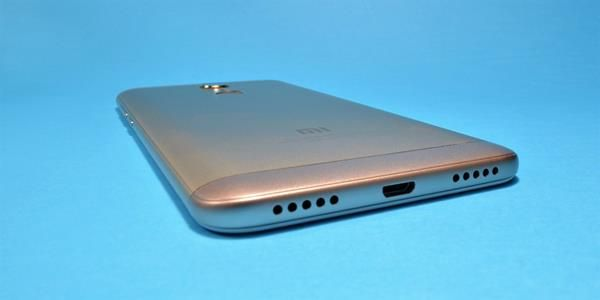 Recensione Xiaomi Redmi 5 Plus: design