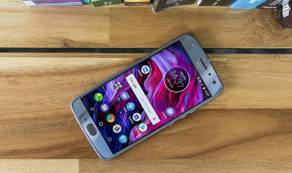 Hard Reset Motorola Moto X4