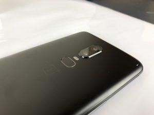 OnePlus 6 doppia fotocamera