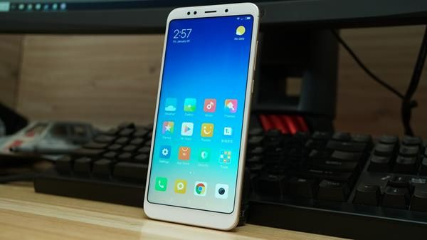 Recensione Xiaomi Redmi 5 Plus: display