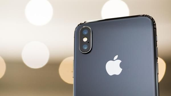Fotocamera iPhone X