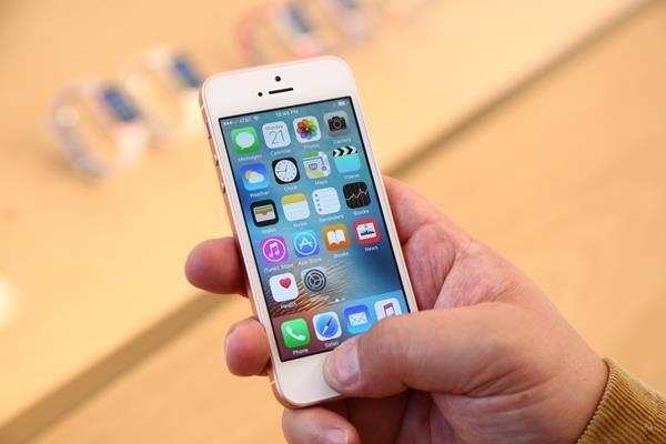 Migliori smartphone economici: iPhone SE