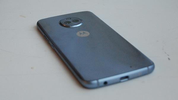 Reset Motorola Moto X4