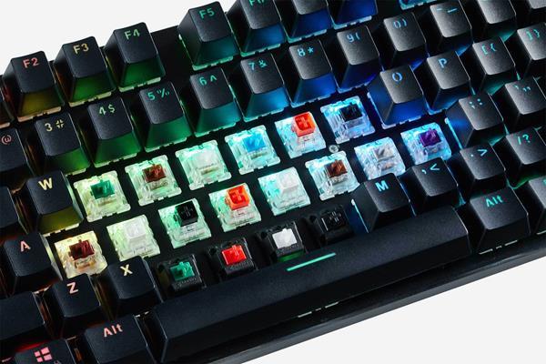 Migliori tastiere meccaniche: aspetti tecnici