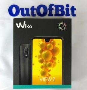 wiko view 2 - scatola