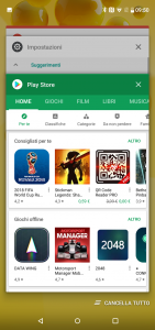 wiko view 2 - software app
