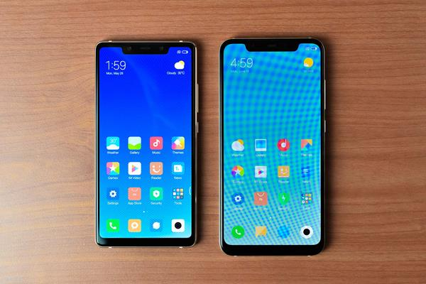 Differenze Xiaomi Mi 8, Mi 8 SE e Mi 8 EE