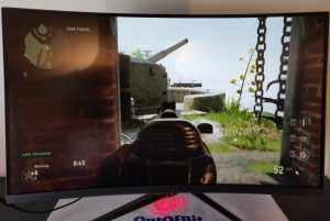 Asus ROG Strix XG32VQ gaming 1