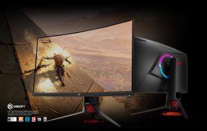 Asus ROG Strix XG32VQ gaming