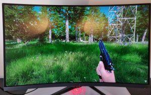 Asus ROG Strix XG32VQ gaming 4