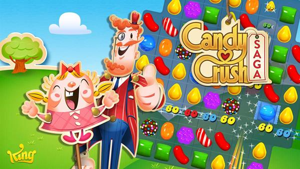 Migliori giochi gratis su Facebook: Candy Crush Saga