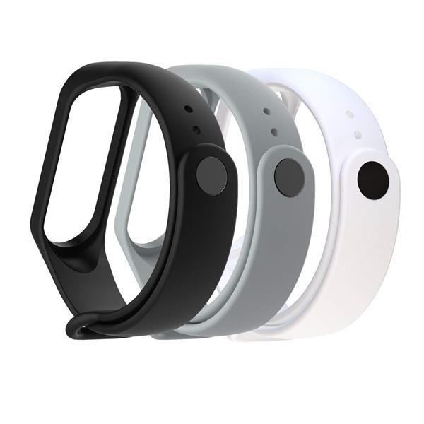 Cinturini Xiaomi Mi Band 3: Cinturino in silicone Fmway
