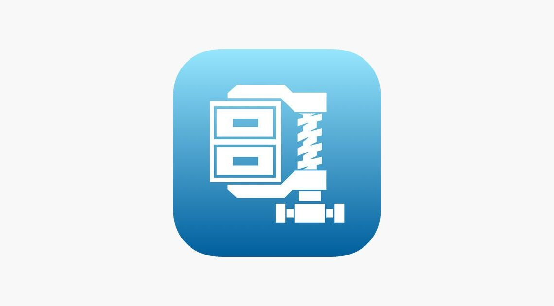 Come aprire file ZIP su iPhone X con WinZip