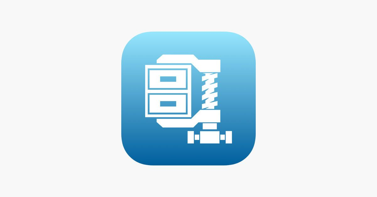 Come aprire file ZIP su iPhone X con WinZip