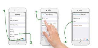 Come cambiare sfondo a WhatsApp da Android e iOS