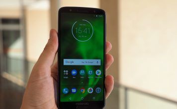 Come fare Hard Reset Motorola Moto G6