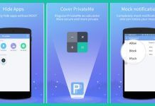 Come nascondere foto e app su Android con PrivateMe