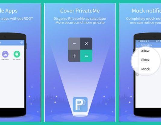 Come nascondere foto e app su Android con PrivateMe