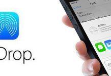 Come trasferire contatti dal vostro vecchio iPhone al nuovo iPhone X tramite Airdrop