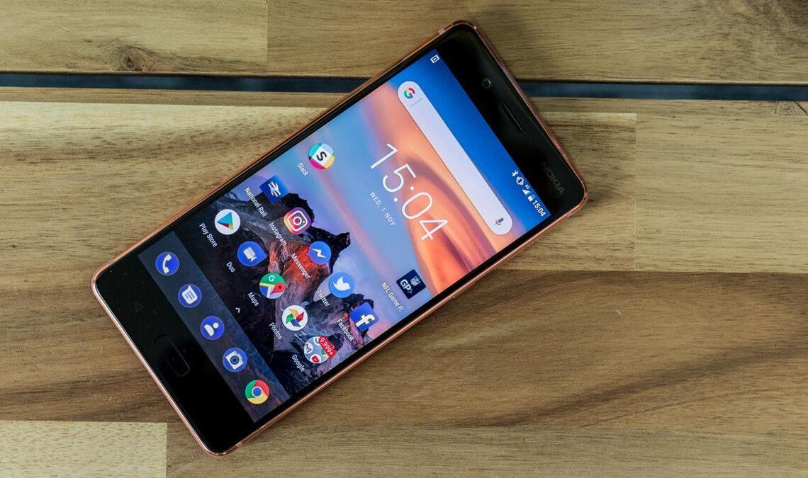 Cover Nokia 8