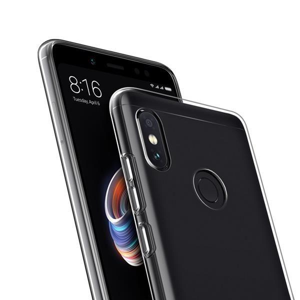 Migliori cover Xiaomi Redmi Note 5: Custodia EasyAcc in TPU morbido
