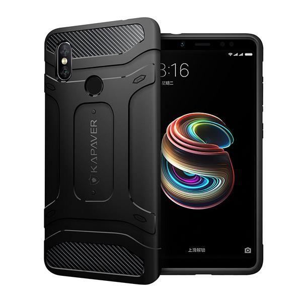 Migliori cover Xiaomi Redmi Note 5: Custodia Kapaver robusta